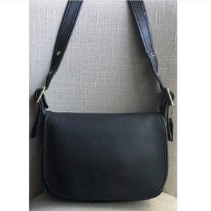 Coach Vintage Patricias Legacy Saddle Bag 9951
